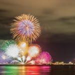 2017年「松江水郷祭」開催日程と有料観覧席・観覧スポット情報