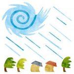 台風の大きさ・強さどうやって決める?基準は何?