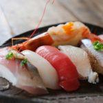 空港のお寿司屋さんがオススメ!ここでしか食べられない海の幸